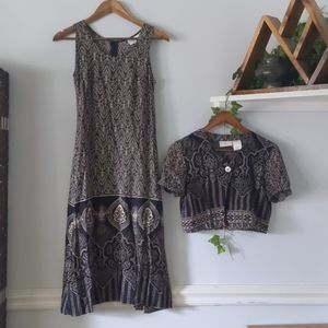 Vintage Dress and Top
